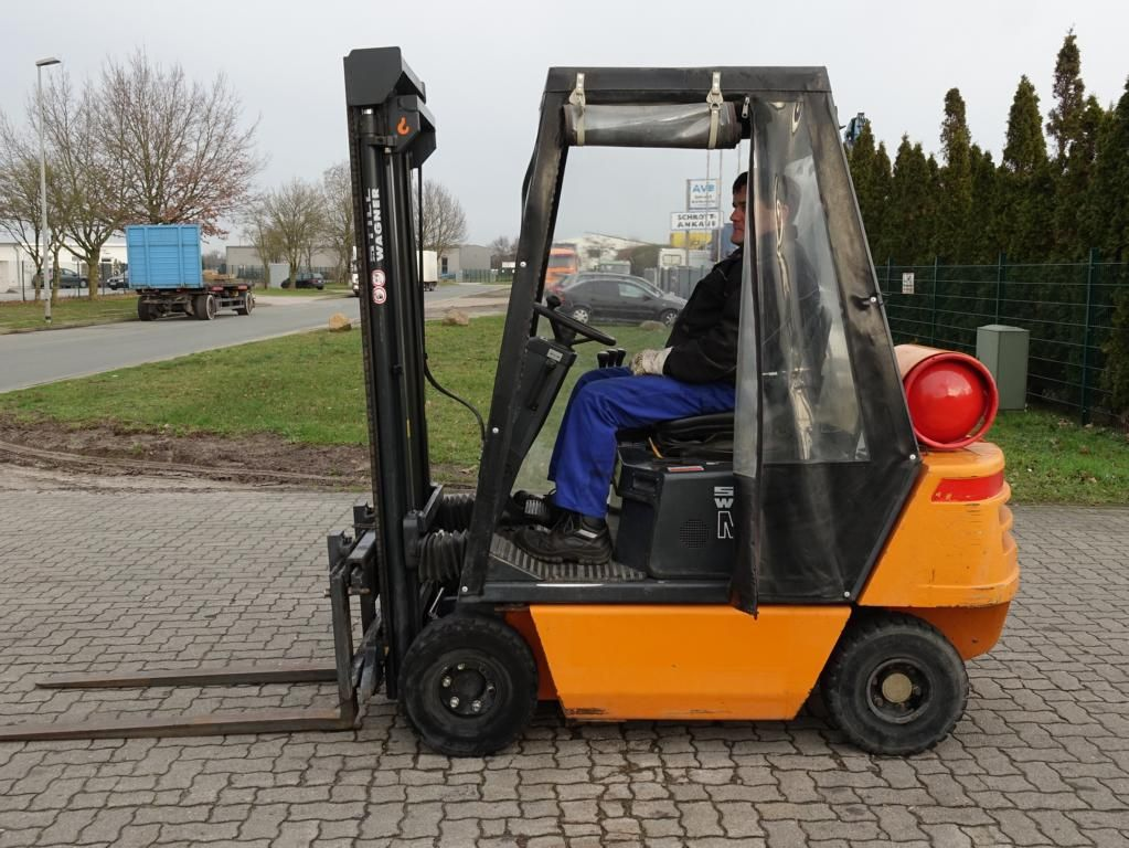 Still M15 Frontale Gpl www.hinrichs-forklifts.com