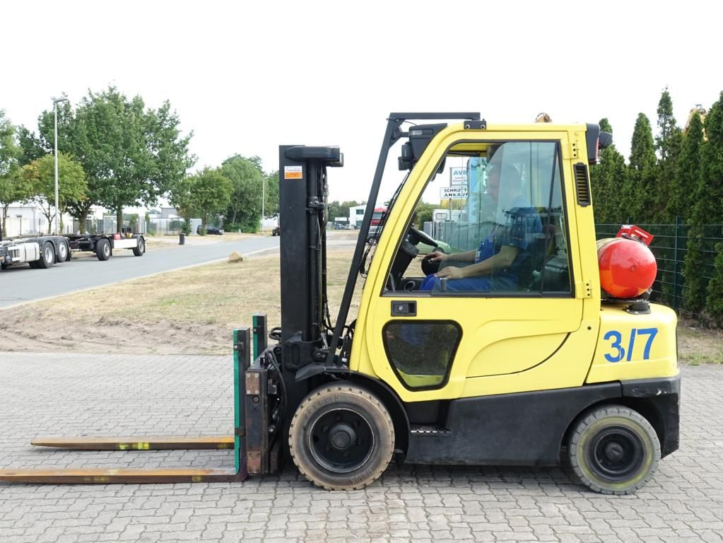 Hyster H3.00FT GLP www.hinrichs-forklifts.com