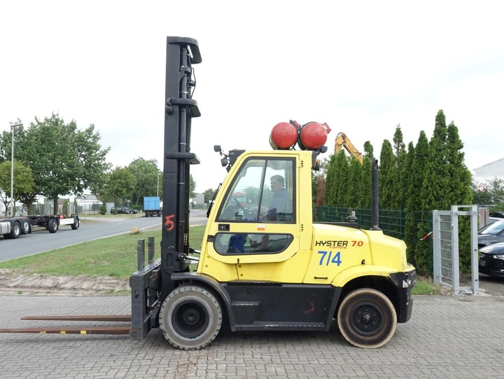 Hyster H7.0FT GLP www.hinrichs-forklifts.com