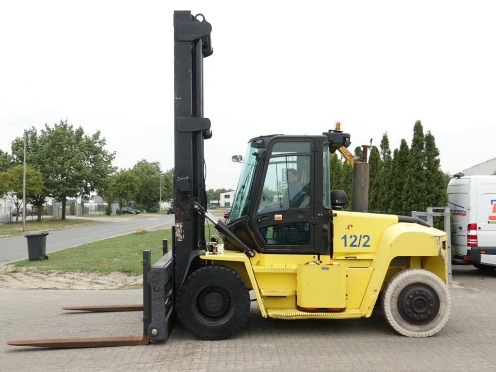 Hyster H12.00XM-6 Heavy Forklifts www.hinrichs-forklifts.com