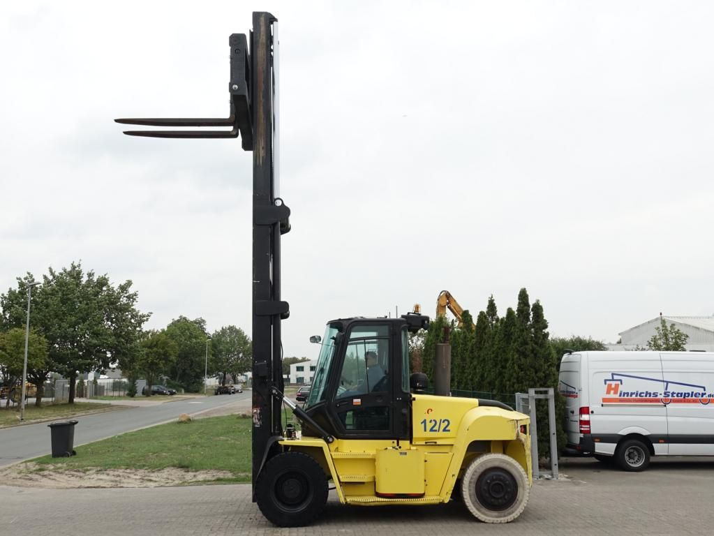Hyster H12.00XM-6 Heavy Forklifts