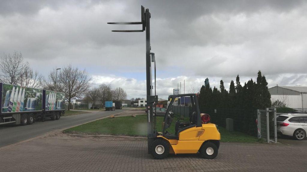 Jungheinrich TFG30BK LPG Forklifts