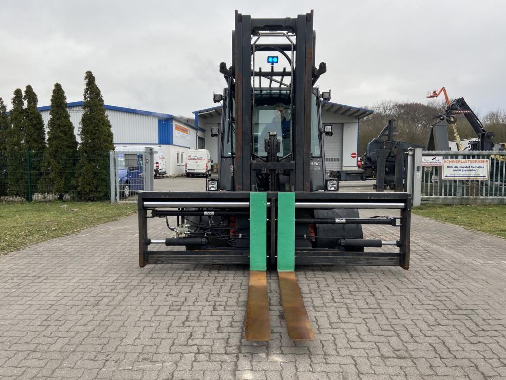 Linde H80T-02-1100 Treibgasstapler www.MecLift.de