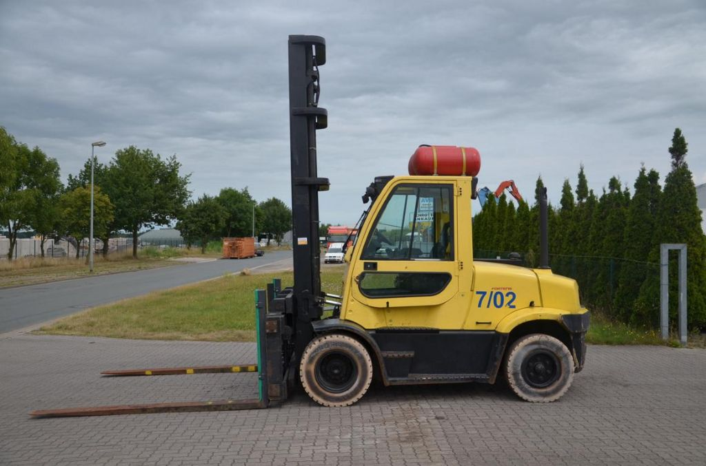 Hyster H7.00FT GLP www.hinrichs-forklifts.com
