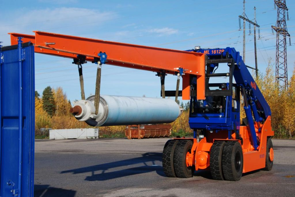 Meclift ML1812R Heavy Forklifts