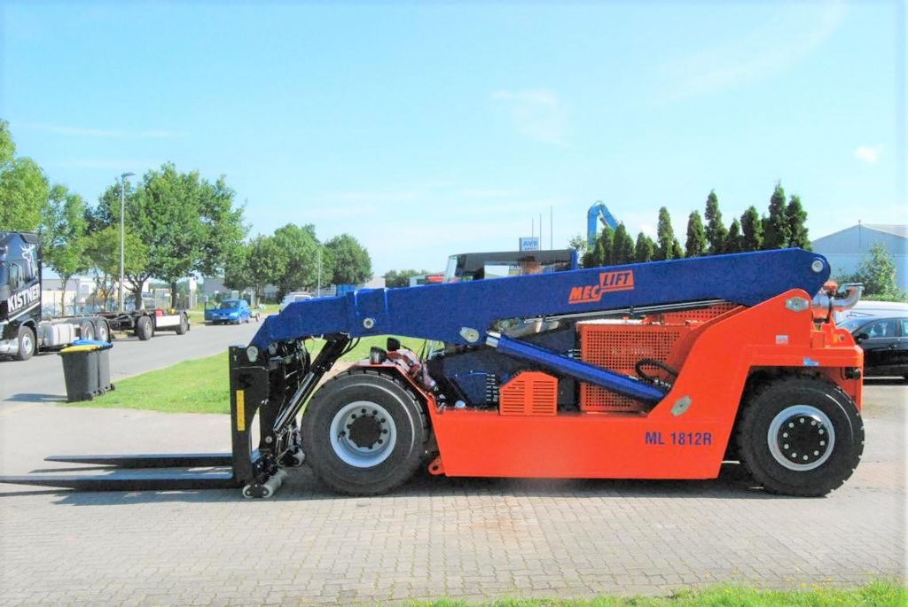 Meclift ML1812R Empty Container Handler