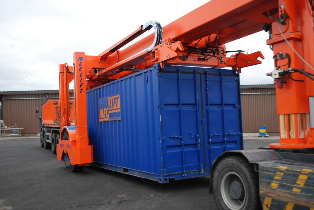 Meclift ML36CM Full-container handler