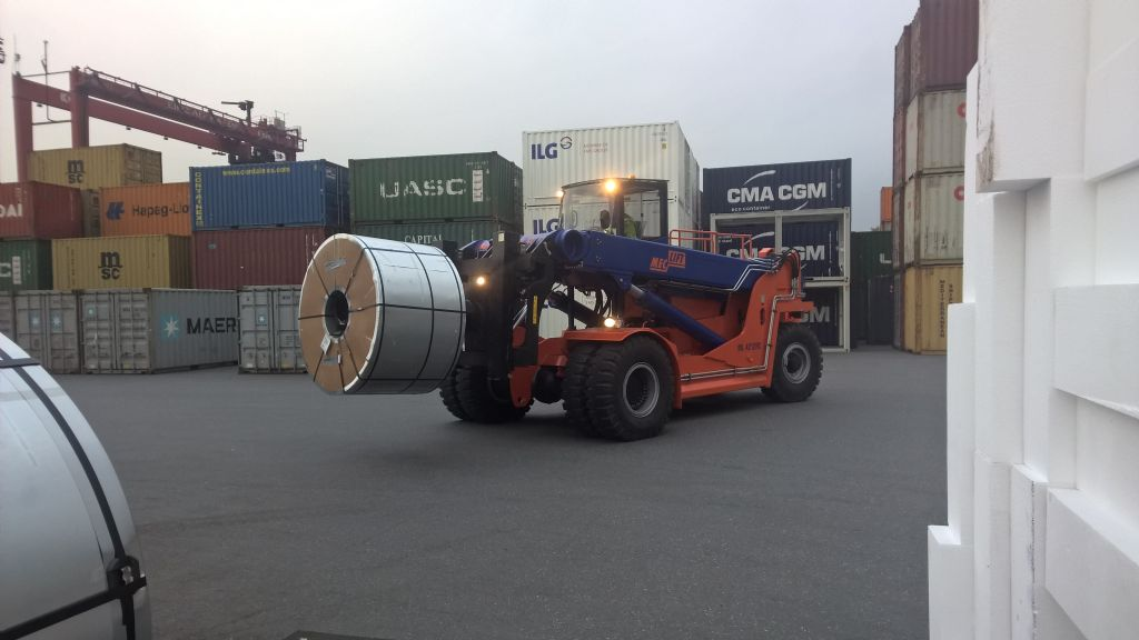 Meclift ML4212RC Heavy Forklifts