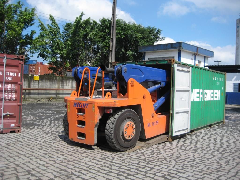 Meclift ML1612R Heavy Forklifts