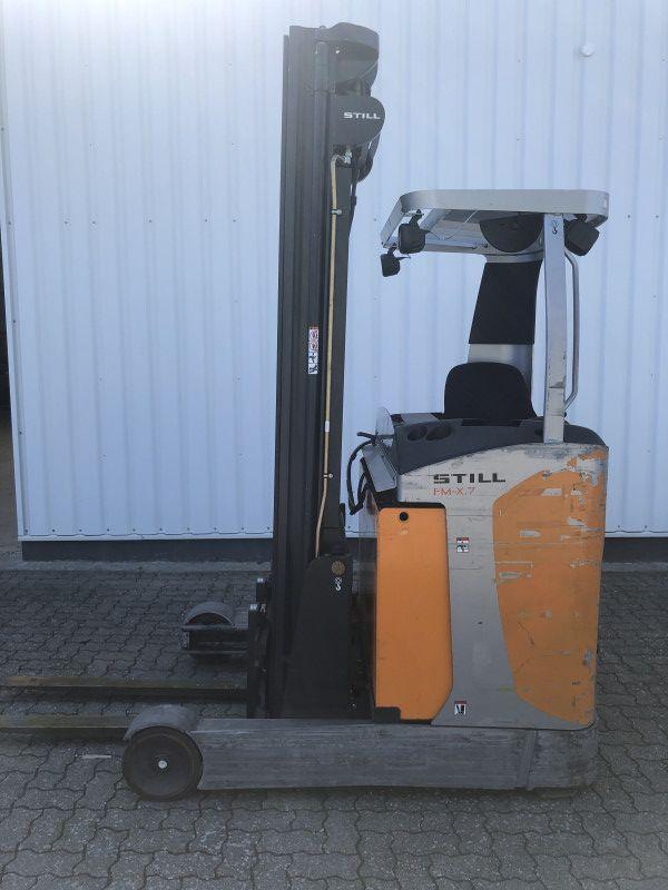 Still FMX17 / 3375 Schubmaststapler www.hirtz-stapler.de