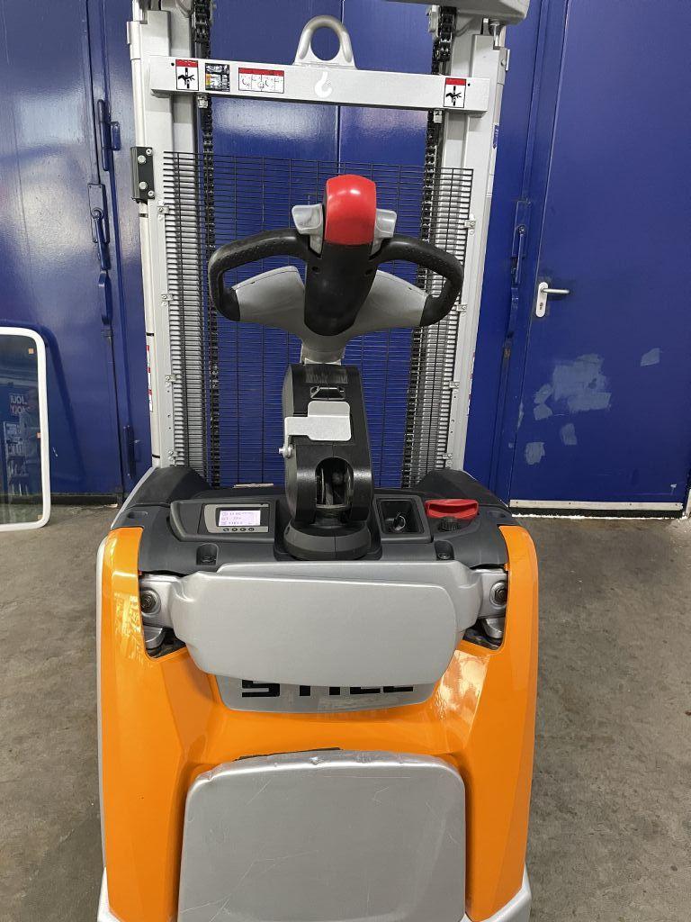 Still EXV-SF 14i Hochhubwagen www.hirtz-stapler.de