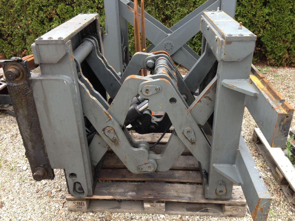 Baumann GX60 ST Mast Pantograph www.hirtz-stapler.de