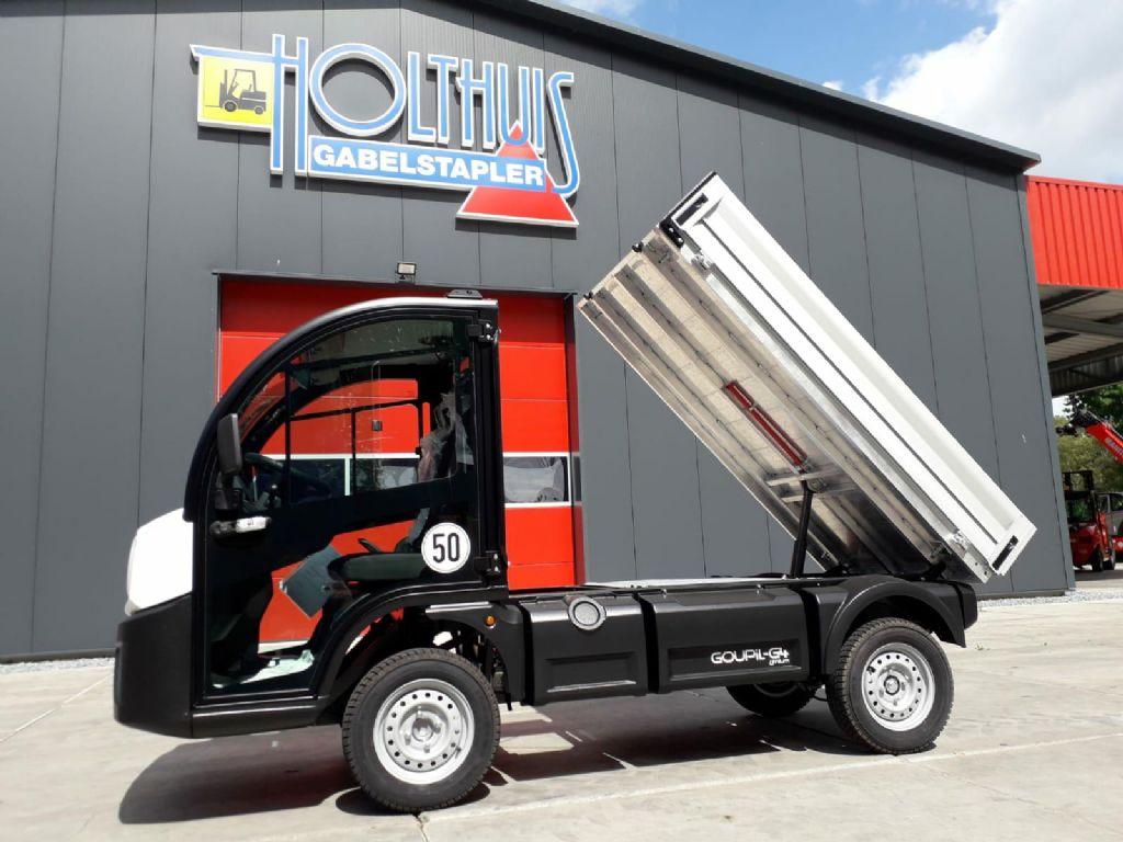 GOUPIL-G4-Elektro Plattformwagen-www.holthuis-gabelstapler.de