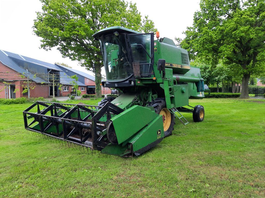 John Deere-1169 SII Hydro4-Landmaschinen-www.holthuis-gabelstapler.de