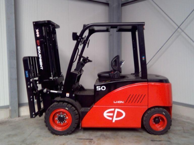 EP-CPD50F8-Elektro 4 Rad-Stapler-www.holthuis-gabelstapler.de