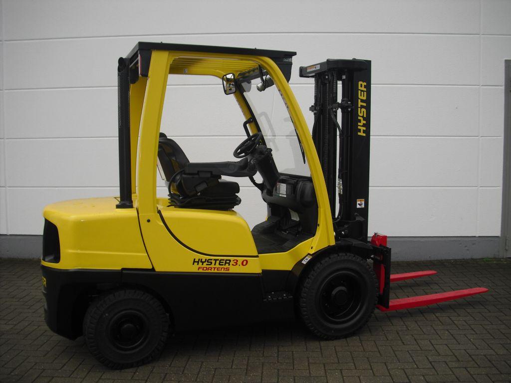 Hyster-H3.00FT -Dieselstapler-http://www.htc-stapler.de