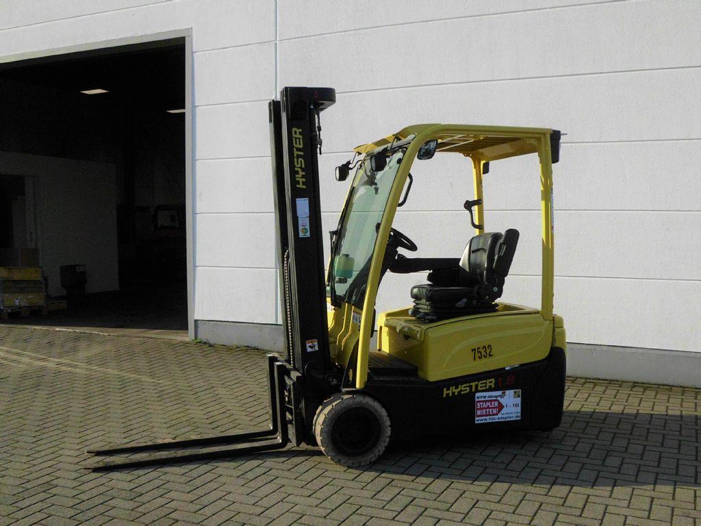 Hyster-J1.8XNT MWB-Elektro 3 Rad-Stapler-http://www.htc-stapler.de