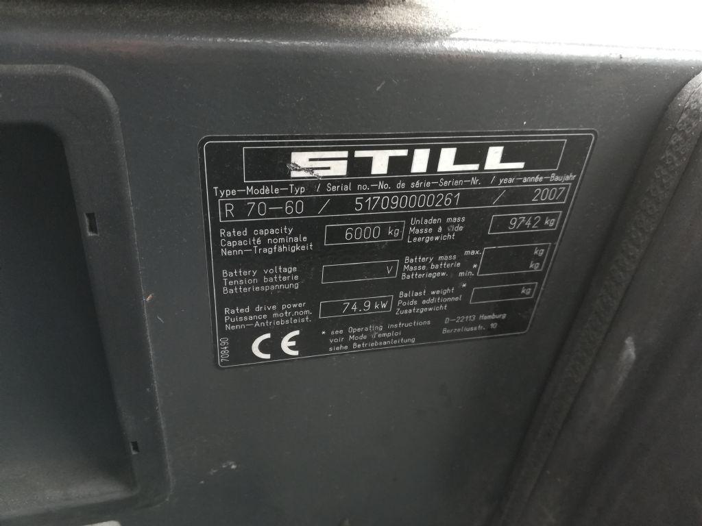 Still R 70 - 60 Dieselstapler www.huh-staplerservice.at