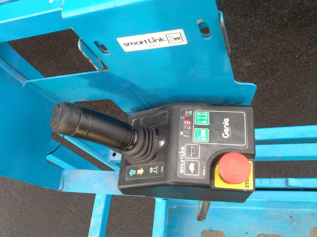 Genie GS 2646 Scherenarbeitsbühne www.huh-staplerservice.at