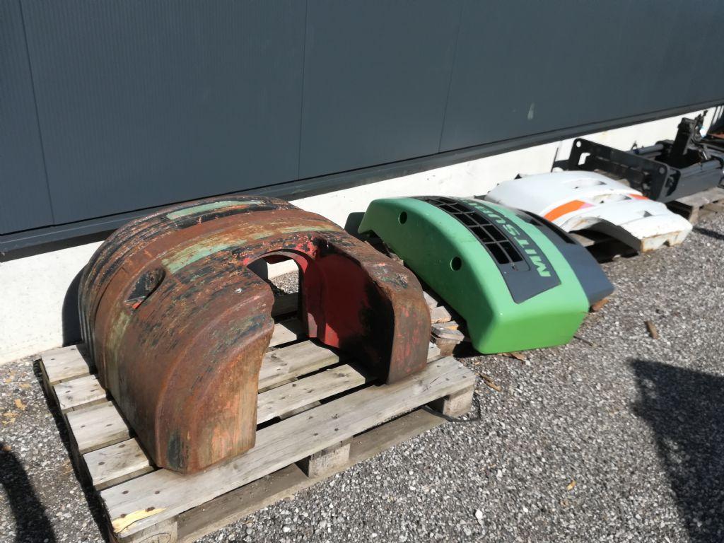 *Sonstige Diverse Heckgewichte Verbrauchsmaterialien www.huh-staplerservice.at