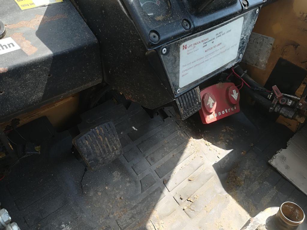 Hyster H 6.00XL Dieselstapler www.huh-staplerservice.at