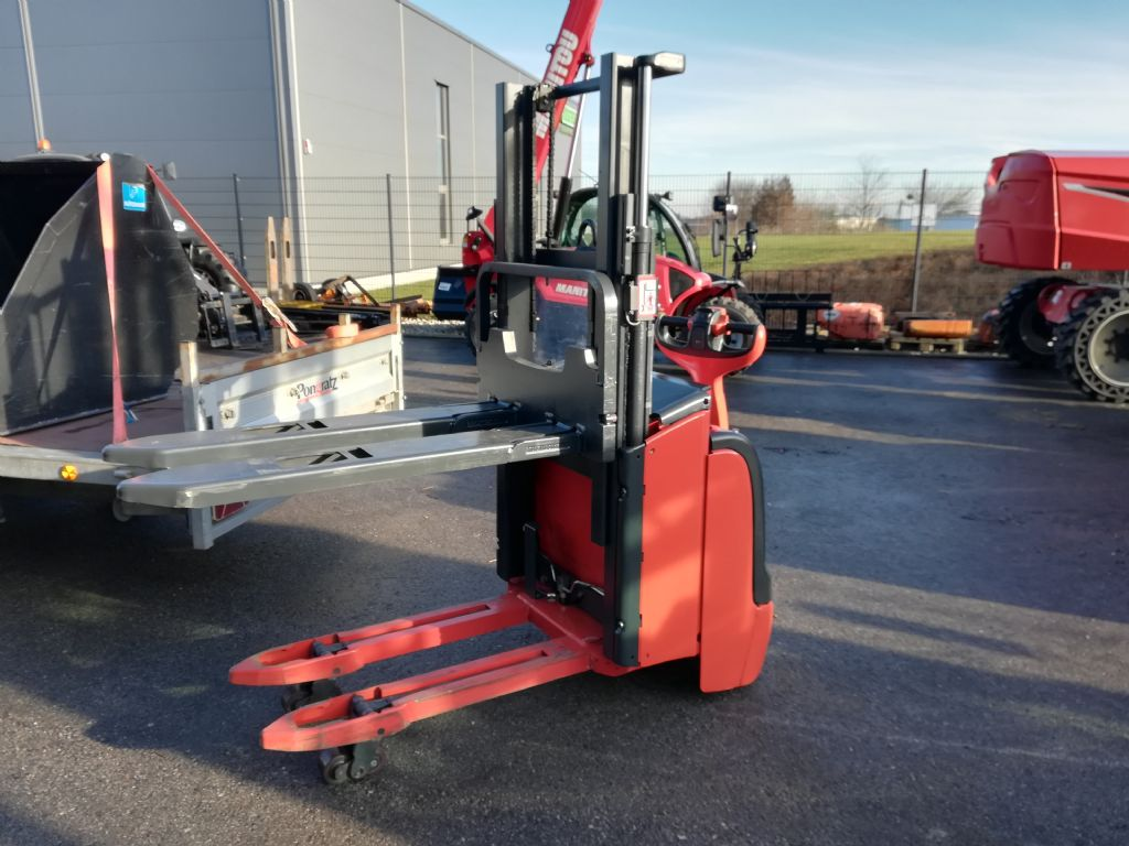 Linde L 14 Inialhub Hochhubwagen www.huh-staplerservice.at