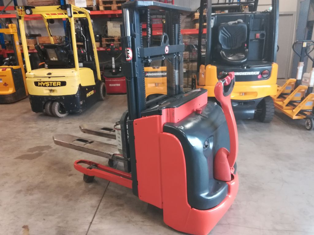 Linde L 16 Initalhub Hochhubwagen www.huh-staplerservice.at