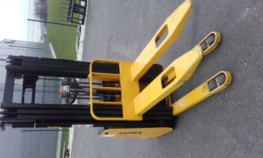 Yale MS 12 Triplex Hochhubwagen www.huh-staplerservice.at