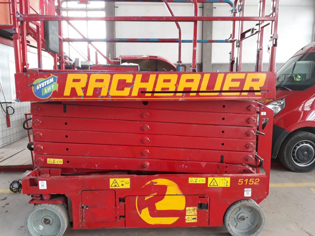 Genie GS 4047 Scherenarbeitsbühne www.huh-staplerservice.at