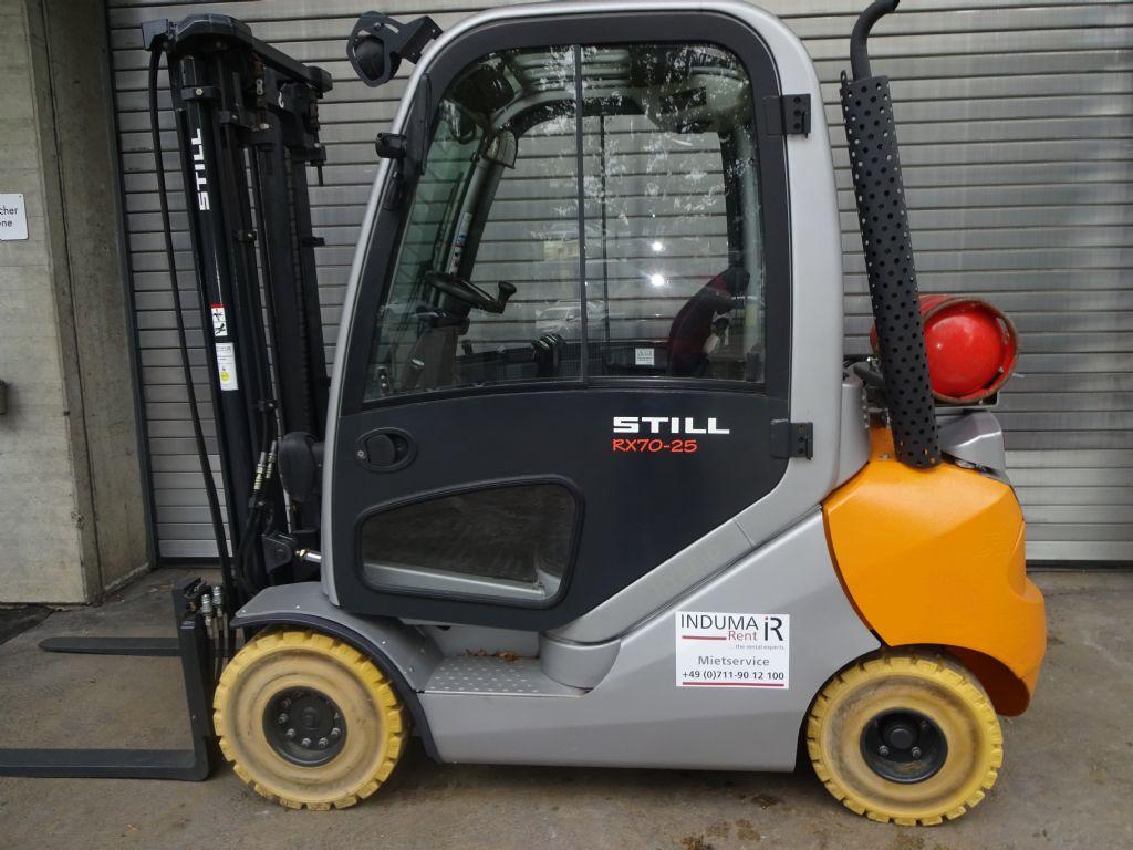 Still-RX70-25 T-LPG Forklifts -www.induma-rent.com