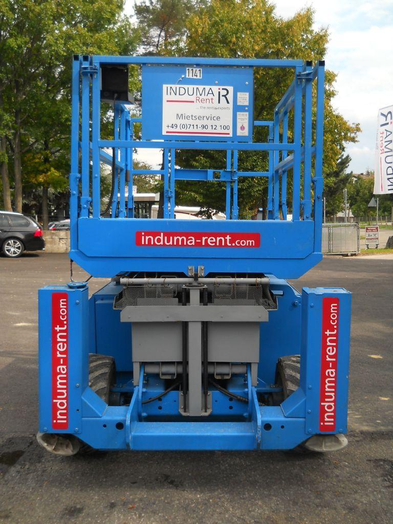 Genie-GS-3268 RT-Scherenarbeitsbühne -www.induma-rent.com