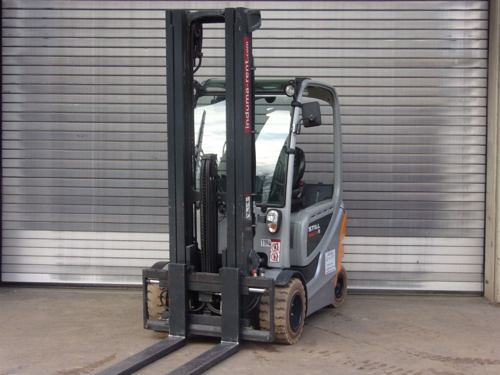 Still-RX60-30-Electric 4-wheel forklift-www.induma-rent.com