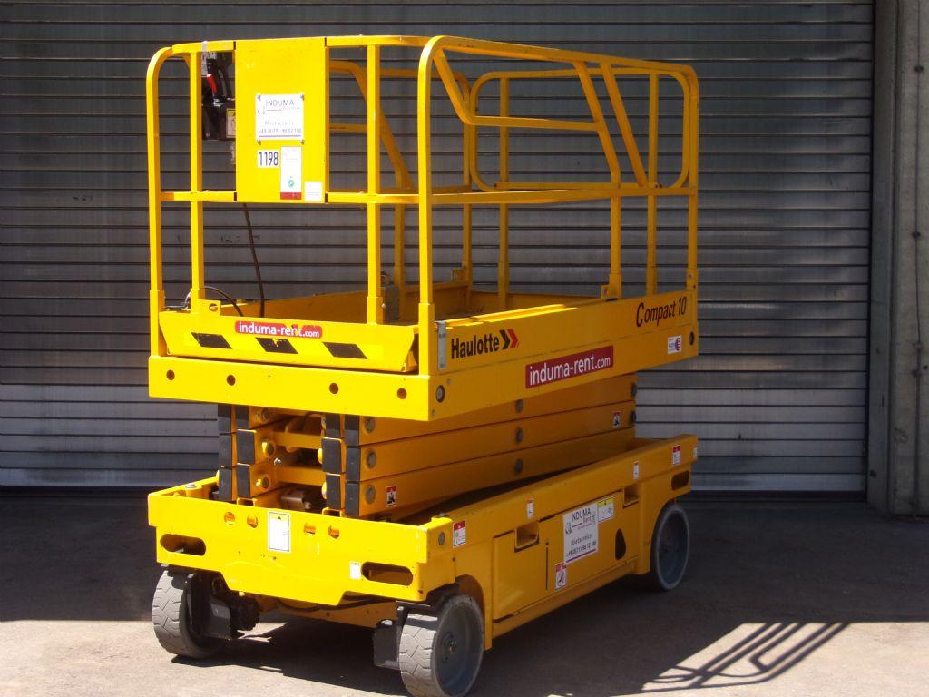 Haulotte-Compact10-Scherenarbeitsbühne-www.induma-rent.com