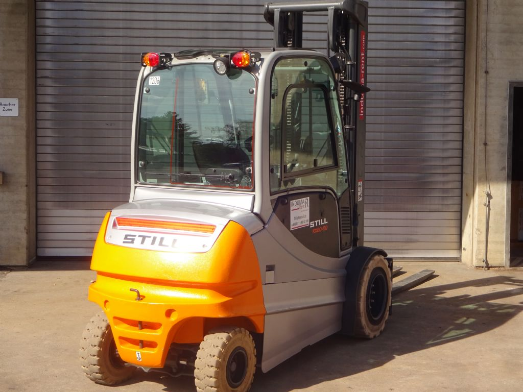 Still-RX60-50-Electric 4-wheel forklift -www.induma-rent.com