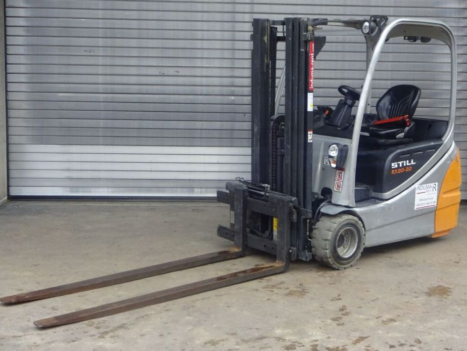 Still-RX20-20-Electric 3-wheel forklift-www.induma-rent.com