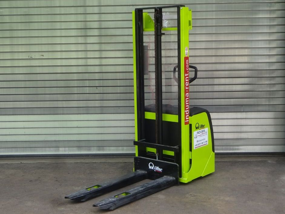 Pramac-LX 12/29-High Lift stacker-www.induma-rent.com