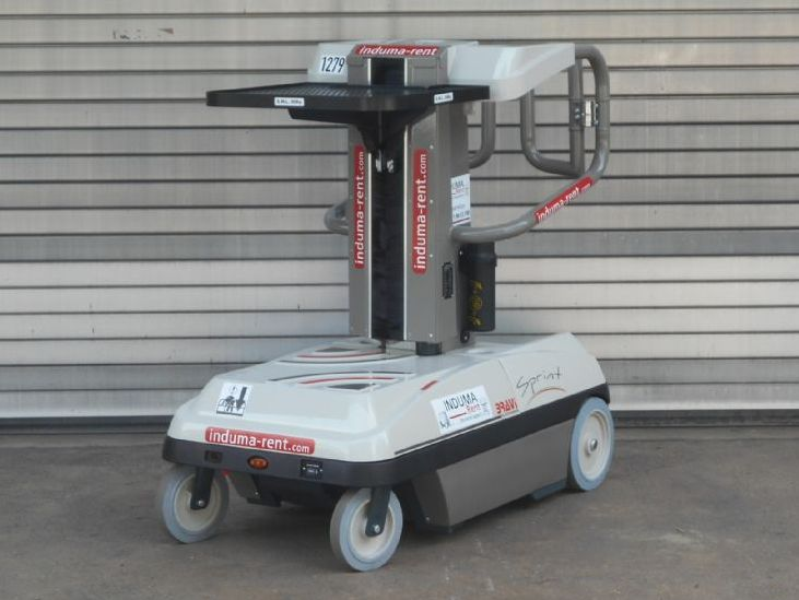 Braviisol-LUI Mini SK Sprint - Vorführgerät-Vertical / Personnel Lifts-www.induma-rent.com