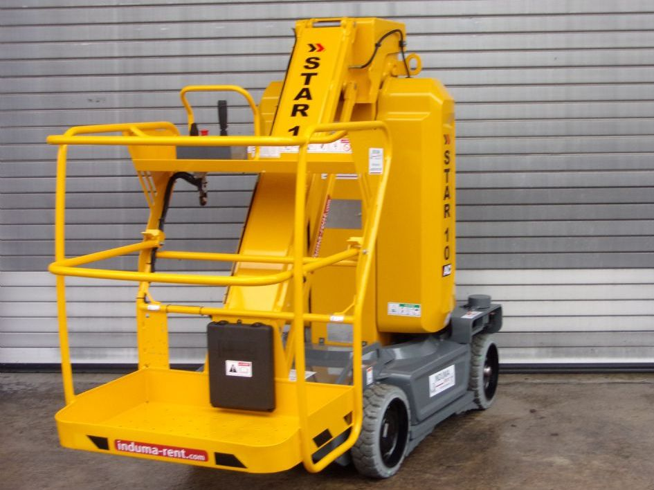 Haulotte-Star10 AC-Vertical / Personnel Lifts-www.induma-rent.com