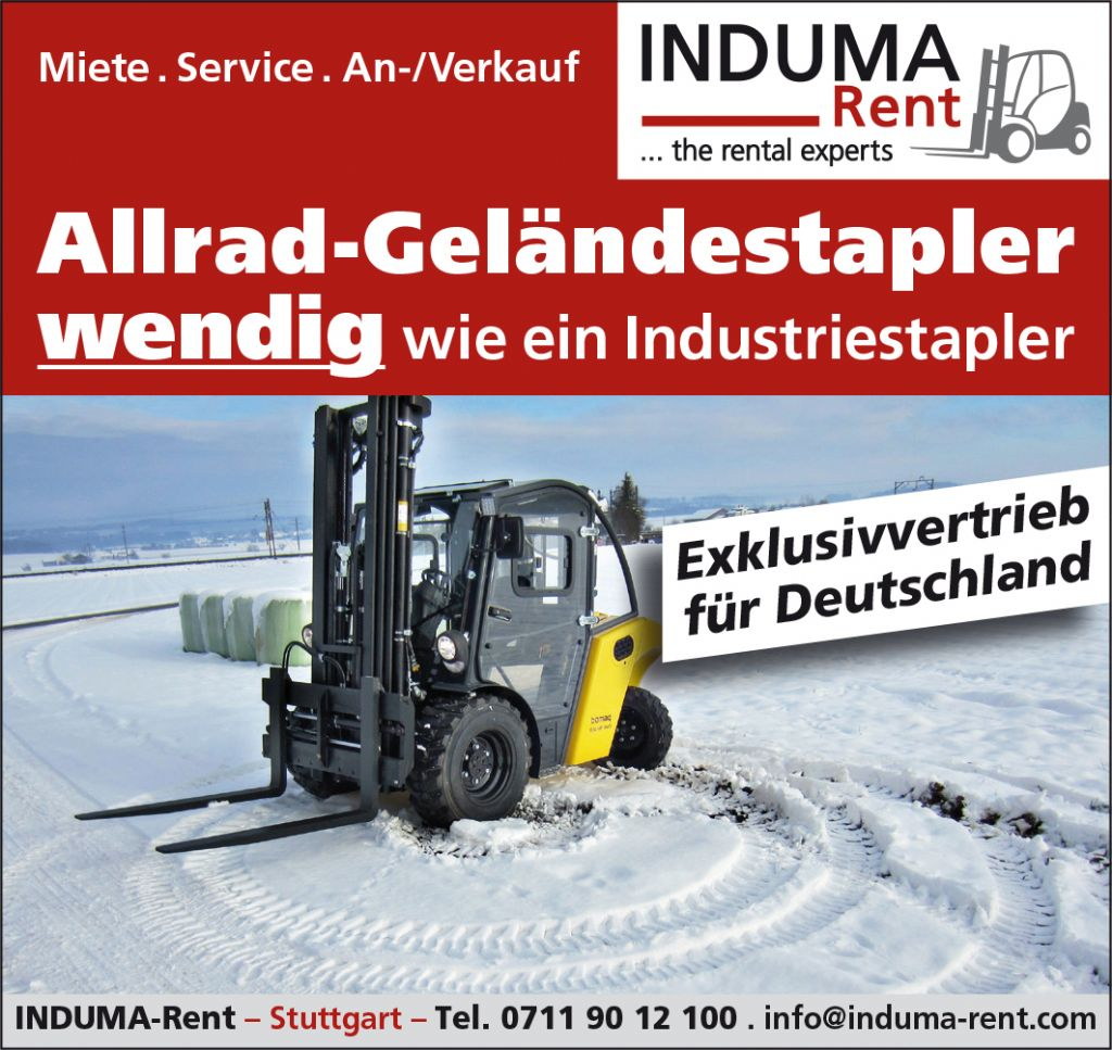 Bomaq-B50 MP 4 WD -Geländestapler -www.induma-rent.com