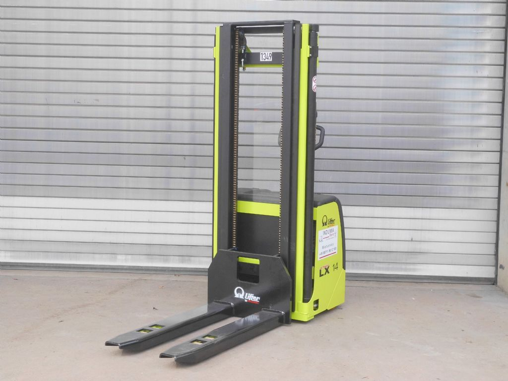Pramac-LX 14/42 -High Lift stacker-www.induma-rent.com