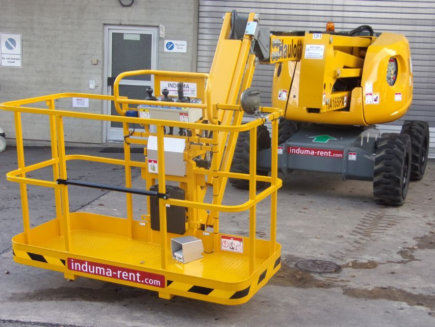 Haulotte-HA16 SPX-Articulated Jib Platforms-www.induma-rent.com