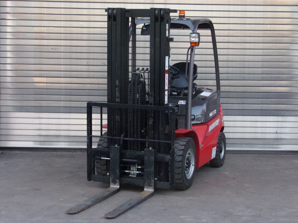 Manitou-MI 25D  -Dieselstapler-www.induma-rent.com