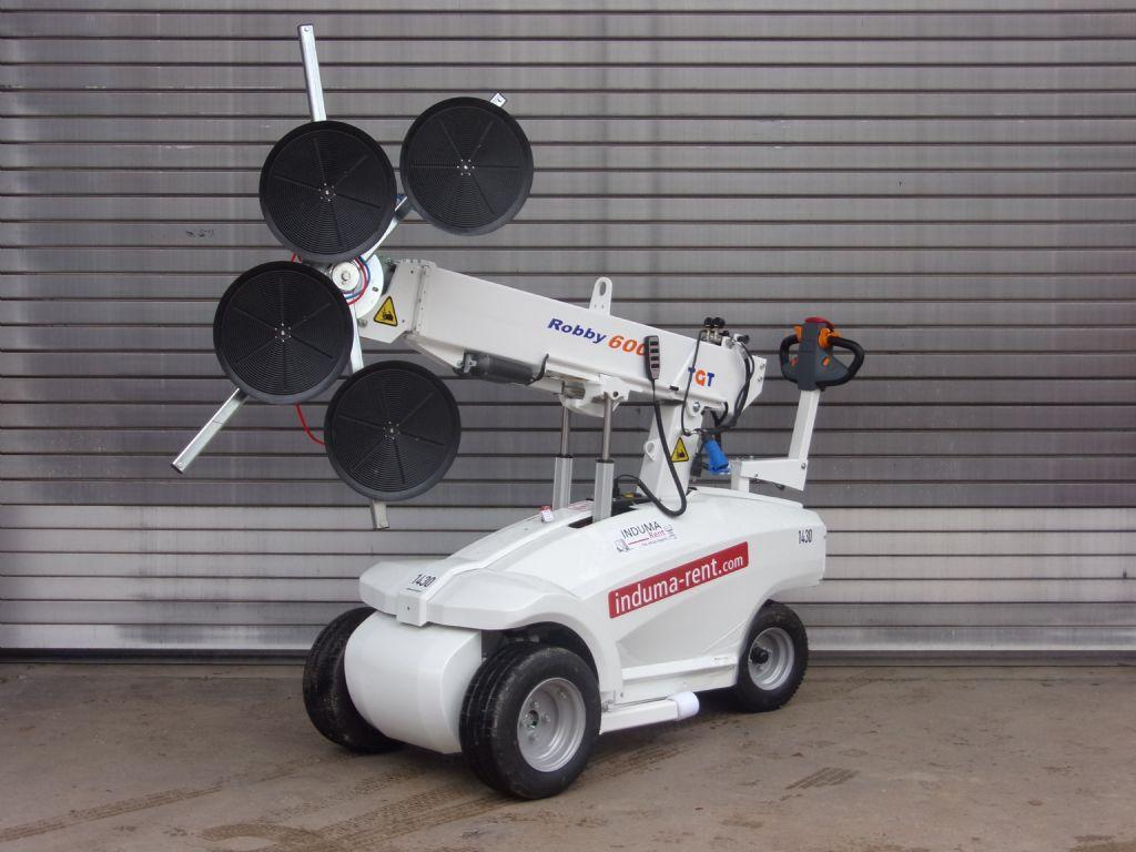 Teupen-Robby 600 Universal - Vorführgerät-Mobile Montageeinheit-www.dejon-gabelstapler.de