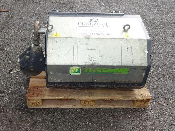 Merlo-Seilwinde ZM2-Hydraulic winch-www.induma-rent.com