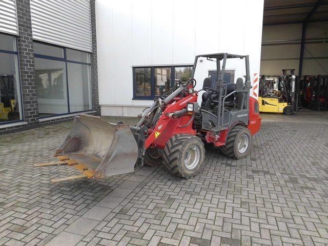 Weidemann-1350 CX  45-Radlader -www.isfort.com