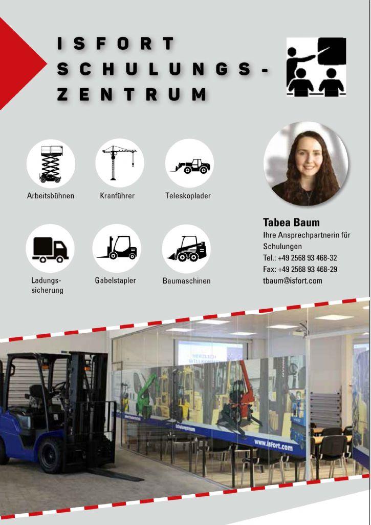 Genie-Z30/20N-Gelenkteleskopbühne -www.isfort.com