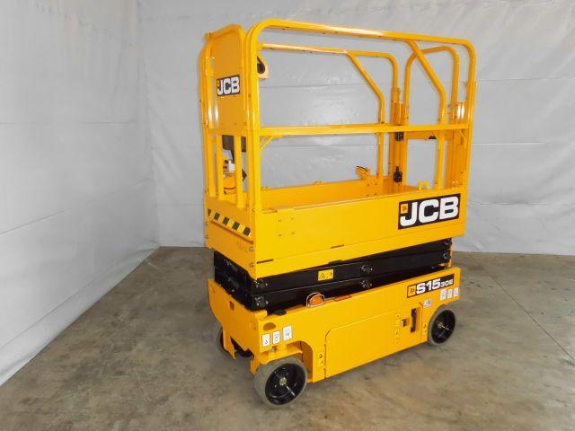 JCB-S1530E-Scherenarbeitsbühne -www.isfort.com