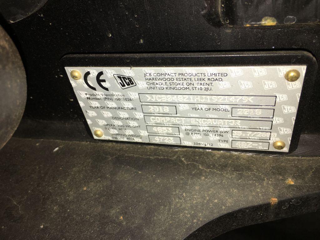JCB-48Z-1-Minibagger -www.isfort.com