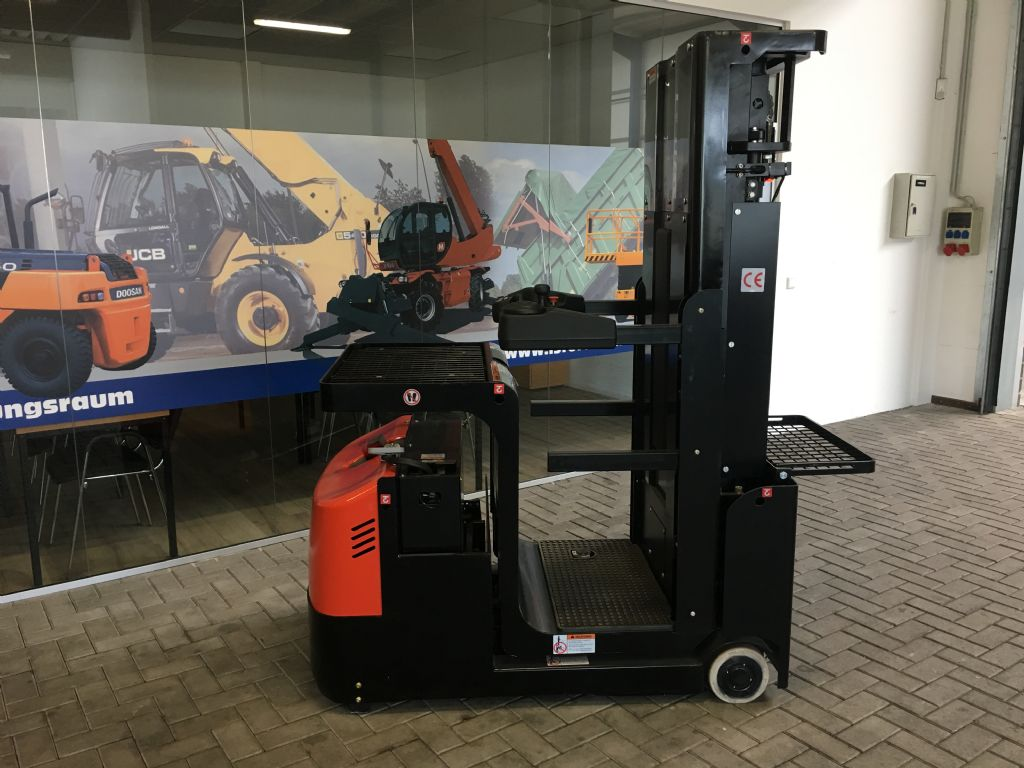 Used Order Picker | Isfort Forklift >> Used Forklift with