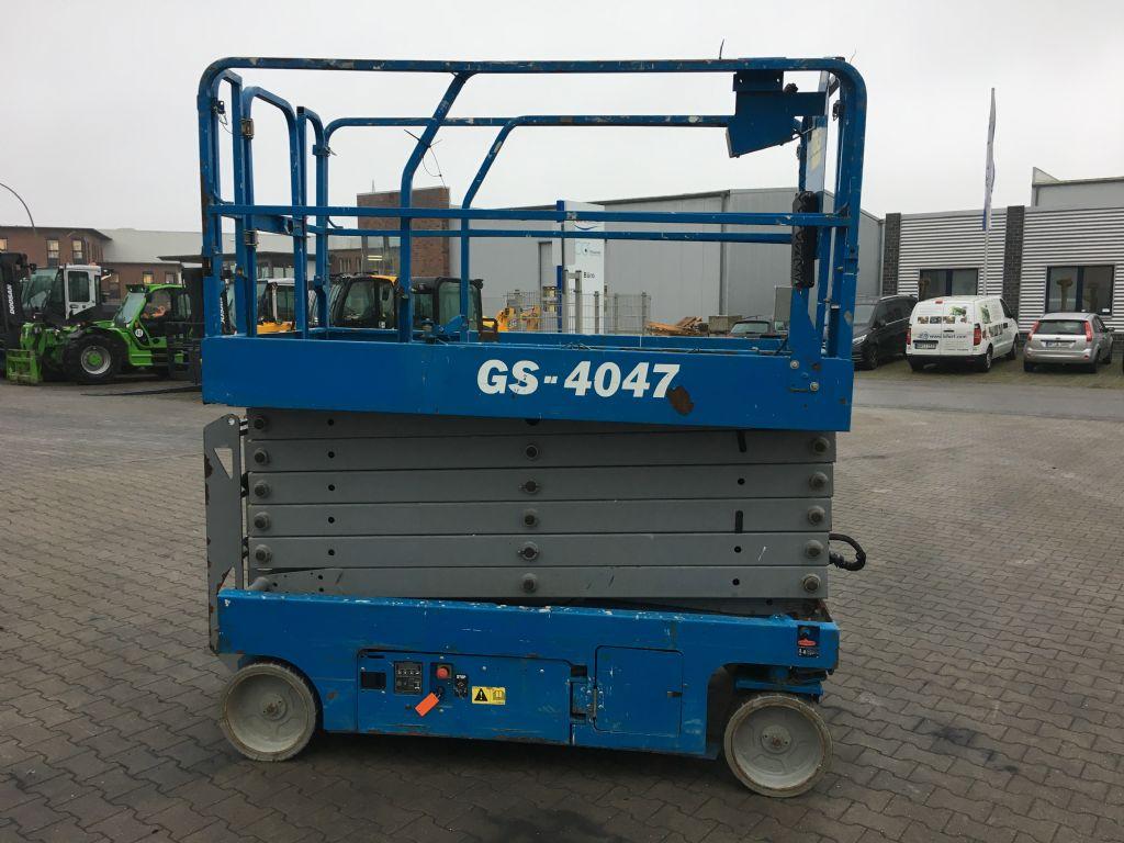 Genie-GS 4047-Scherenarbeitsbühne -www.isfort.com